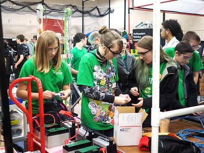 First Robotics 2015